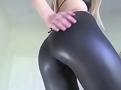 Sexy Girl close to Sexy Leggins - AssNation