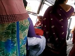 Fat Back Aunty yon bus more visit indianvoyeur.ml
