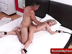 Hardcore Submissive Video - Decide Your Own Fate with Molly Mae porn clip-03