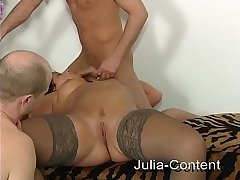 Milf do triplet SEX