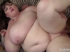 Fattylicious Babe Bouncy Increased by Wavey Fucking Scene - Full Movie
