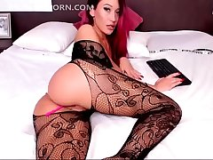 Hot oriental ass wet oriental pussy orgasms ready