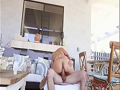 Alana Luv'_s Asshole Gets Ravaged