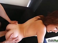 Throttle Fucking Fresh Colombian Chick