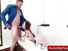 Submissive Porn - Jizz is Thicker Than Water with Chloe Carter porn clip-02