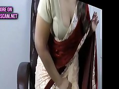 Horny south indian sister surrounding law roleplay surrounding tamil with masturbation