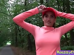 Hot Spanish jogger fucks above stairs(Penelope Cum) 01 vid-05