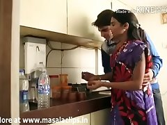 Devar Synthetic Bhabhi In Kitchen Full Hindi Audio